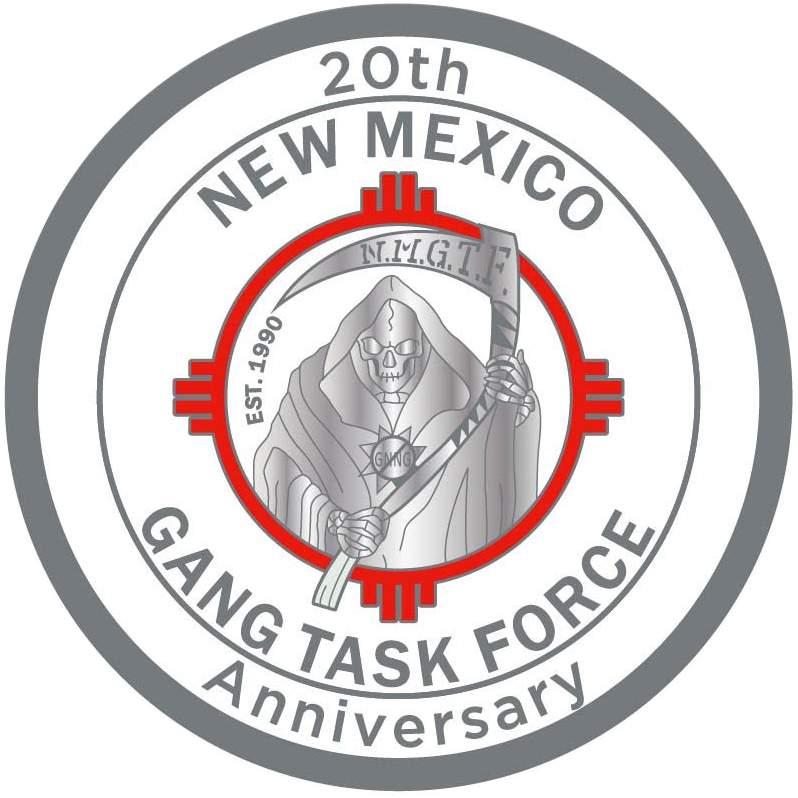 2018 NM Gang Conference Challenge Coin